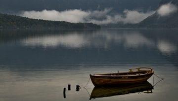 Slovenia lakes