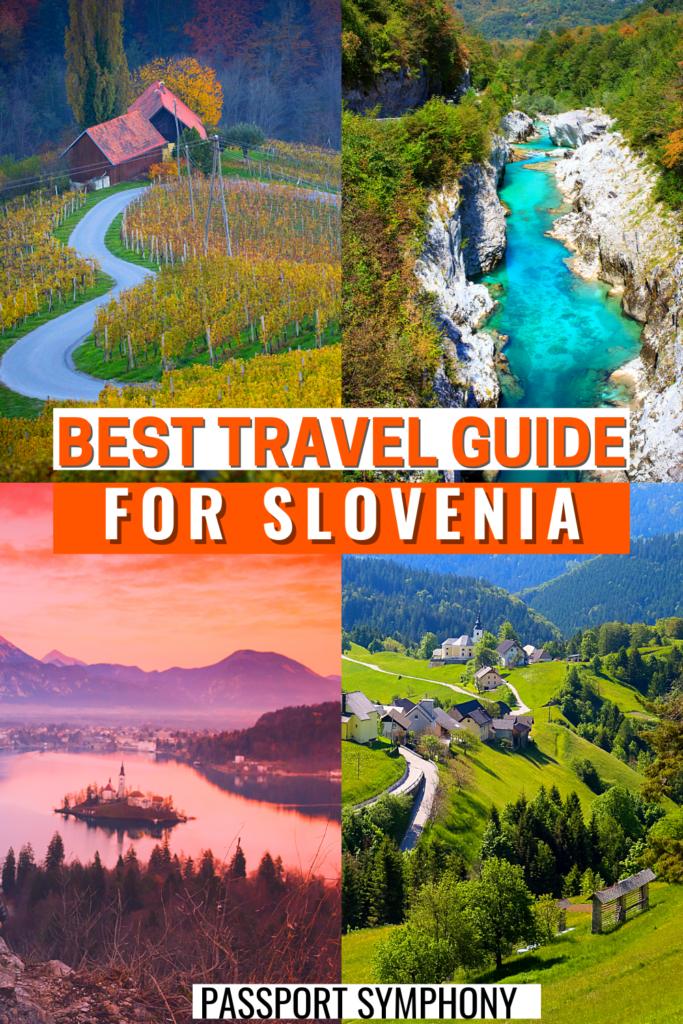 BEST TRAVEL GUIDE FOR SLOVENIA