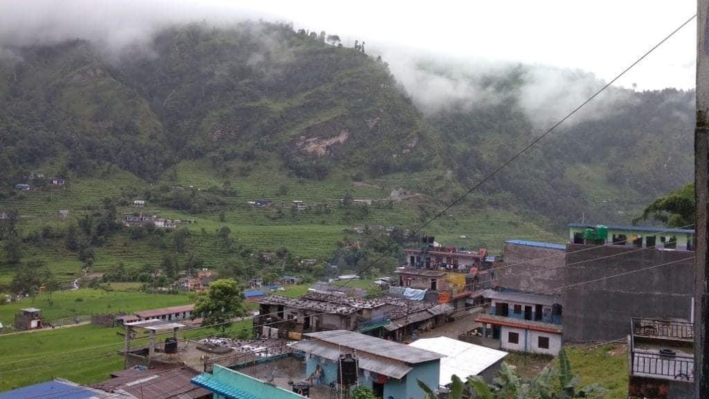 trekking in the Annapurna Region