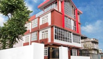 Hotel Himalaya Hub review
