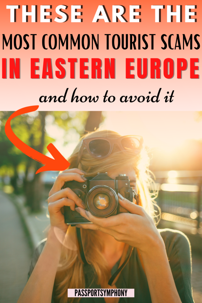 These are the most common tourist scams in Eastern Europe and how to avoid it