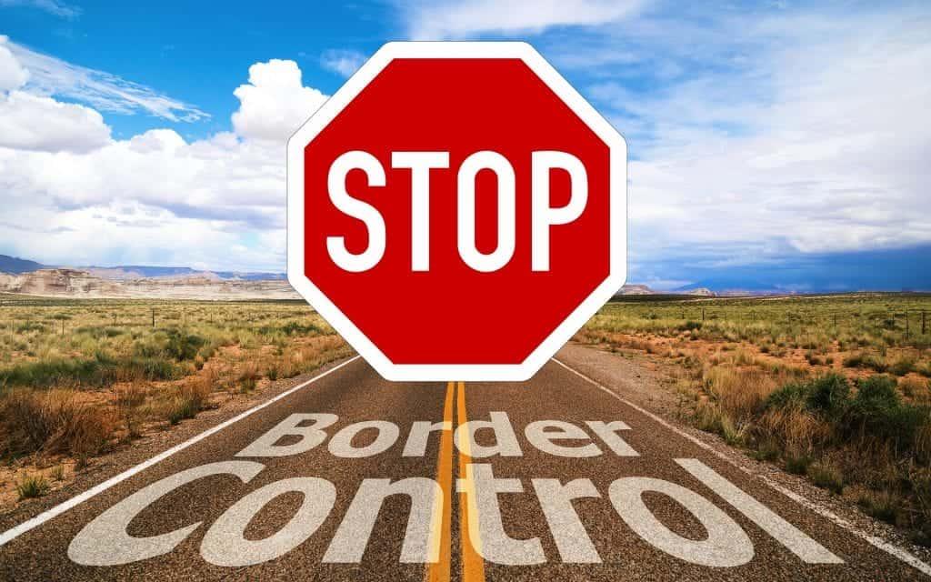border scam Croatia