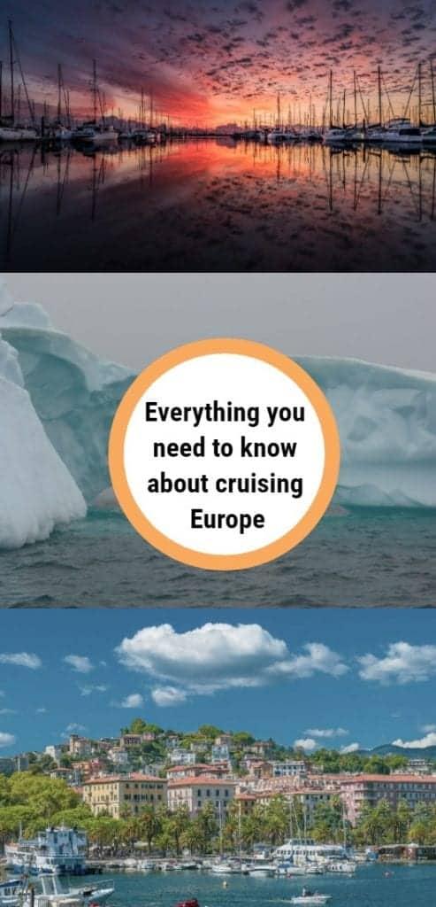 cruising in Europe