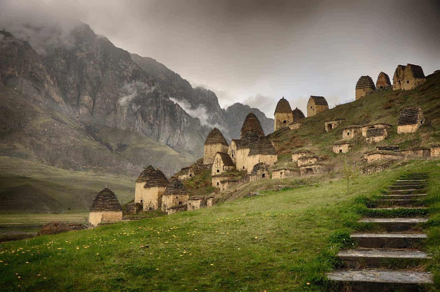 Dargavs city of the dead