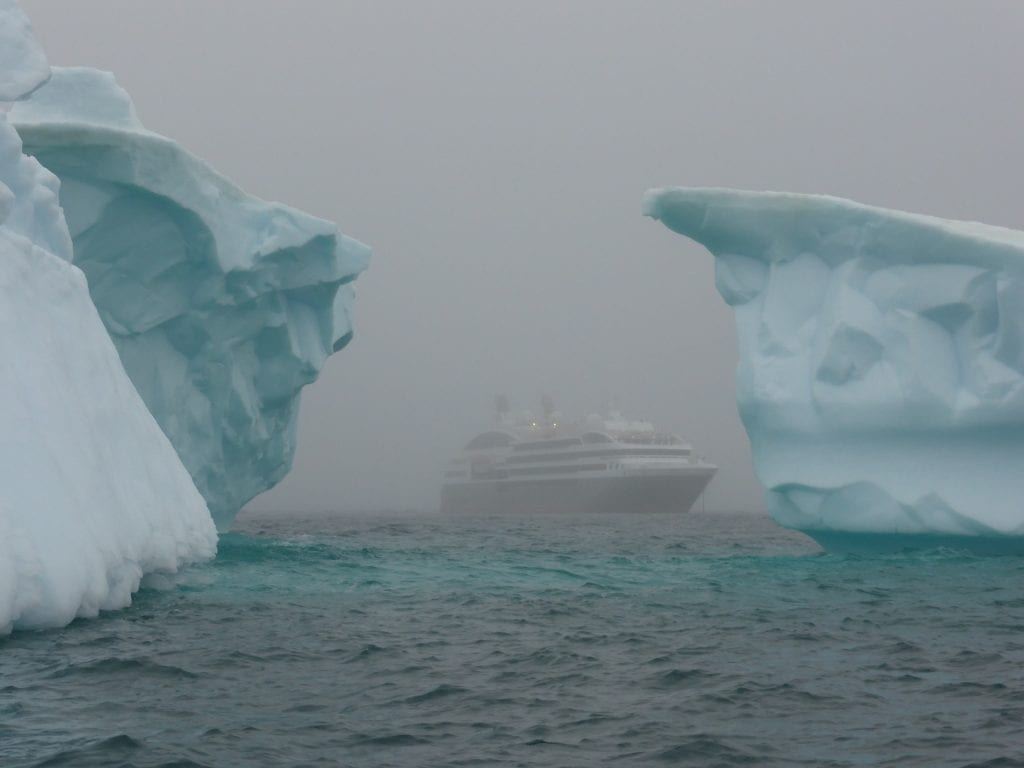Cruise Europe in the winter