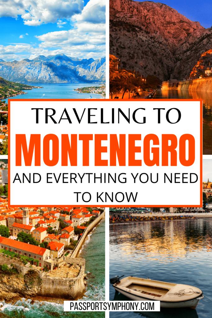 travel to montenegro