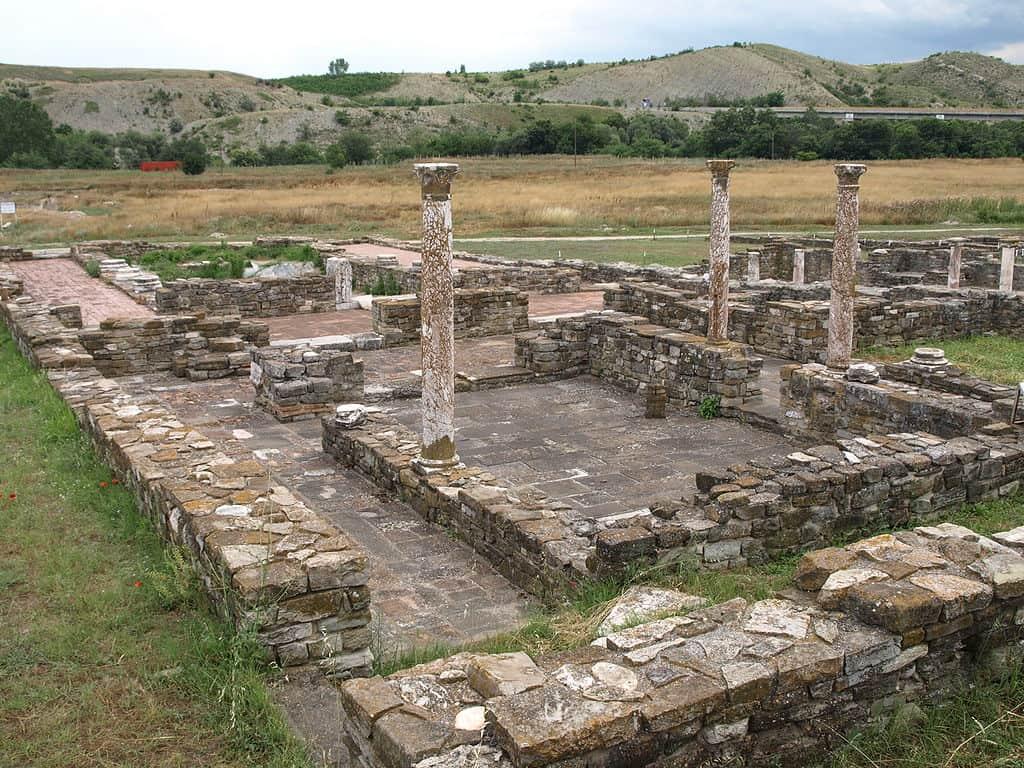 stobi places to visit in macedonia