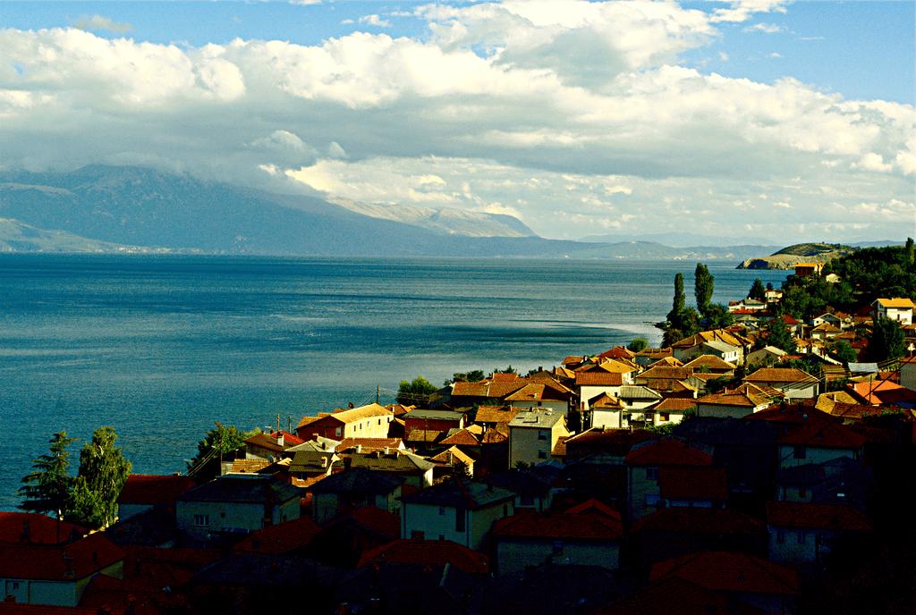 radozda lake ohrid