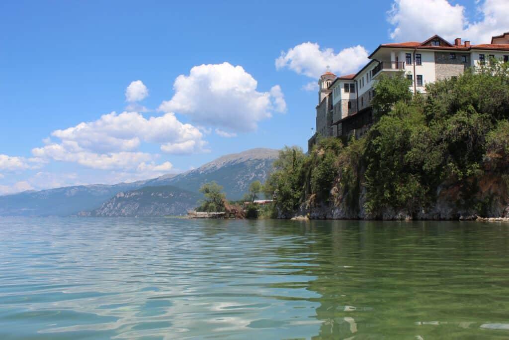 sveti naum beautiful places in macedonia