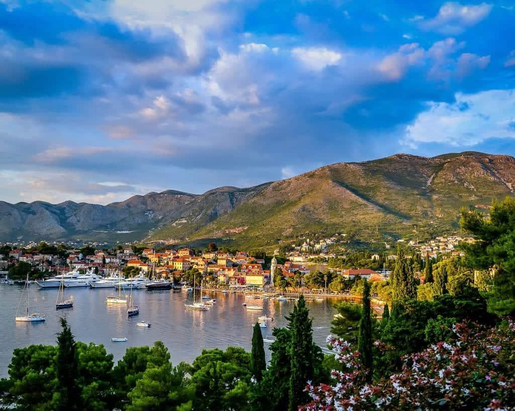 Montenegro village