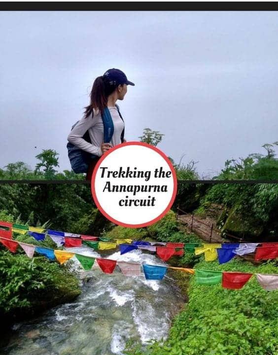 trekking in Anapurna