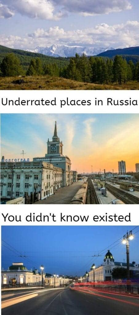 where to go in russia