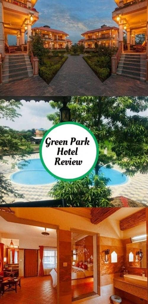 green park chitwan review