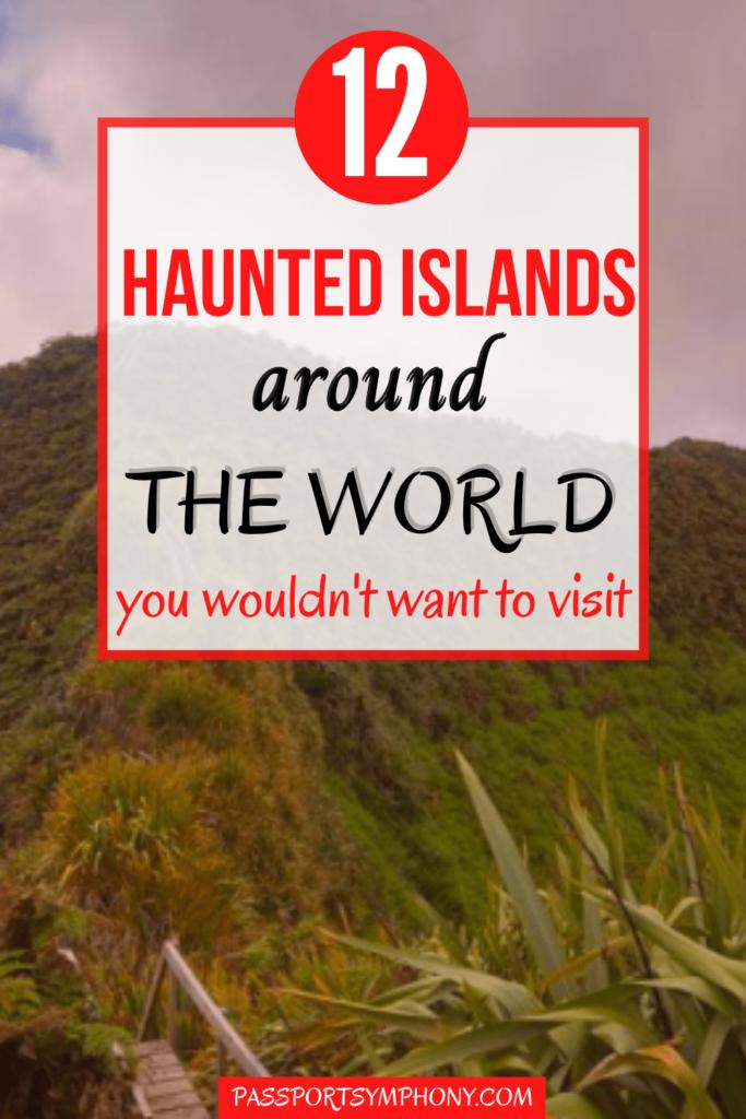 haunted islands