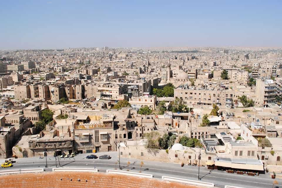 Aleppo oldest cities in the world