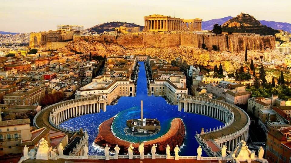 Athens oldest cities in the world