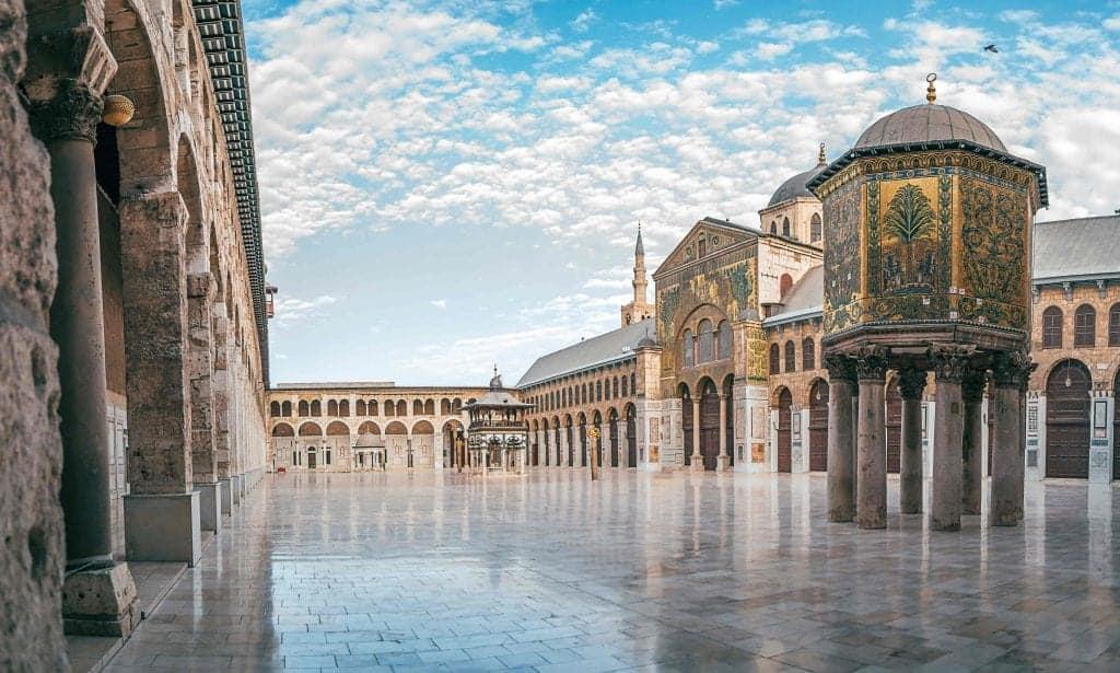 Damascus oldest city