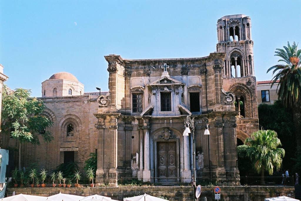 Martorana-Cathedral