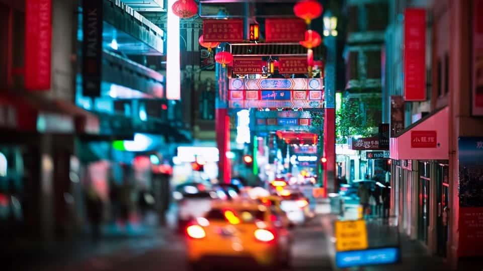 australia streets