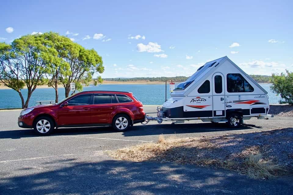 australia camping