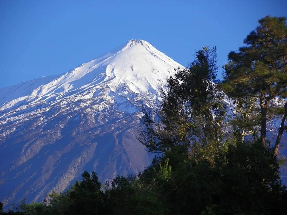 teide volcano visiting the canary islands