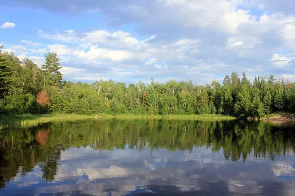 Voyageurs National Park hidden gems in minnesota