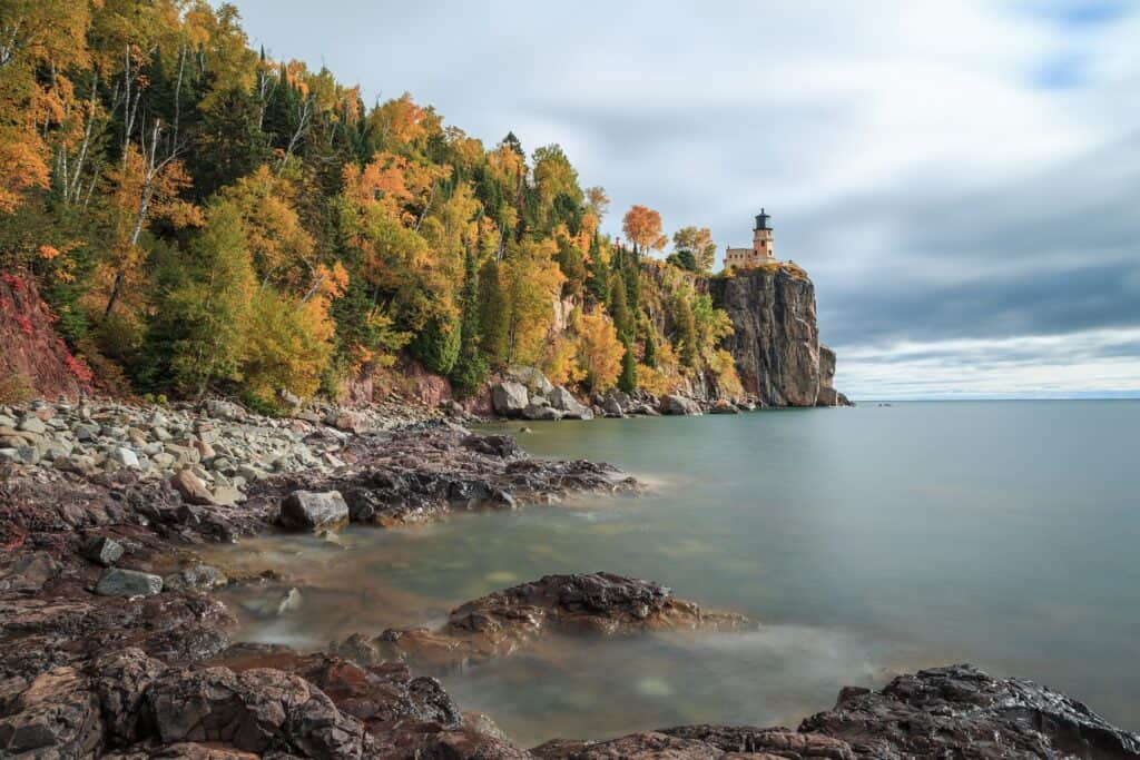 split rock lighthouse minnesota off the beaten track