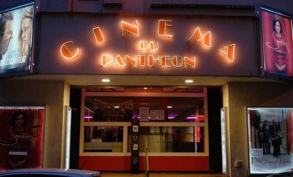 Cinéma du Panthéon hidden gems in Paris