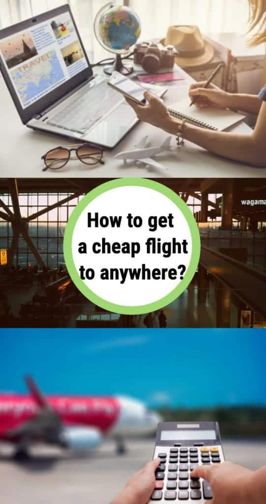How to find cheap flights flight booking tips