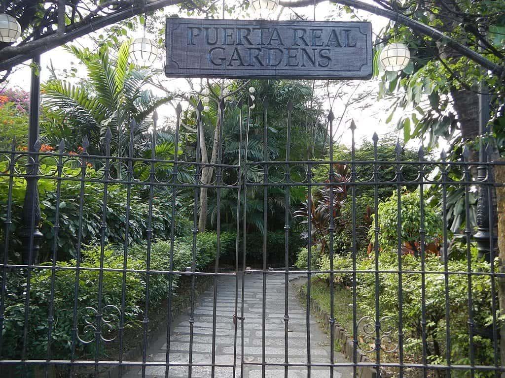 Puerta Real Garden