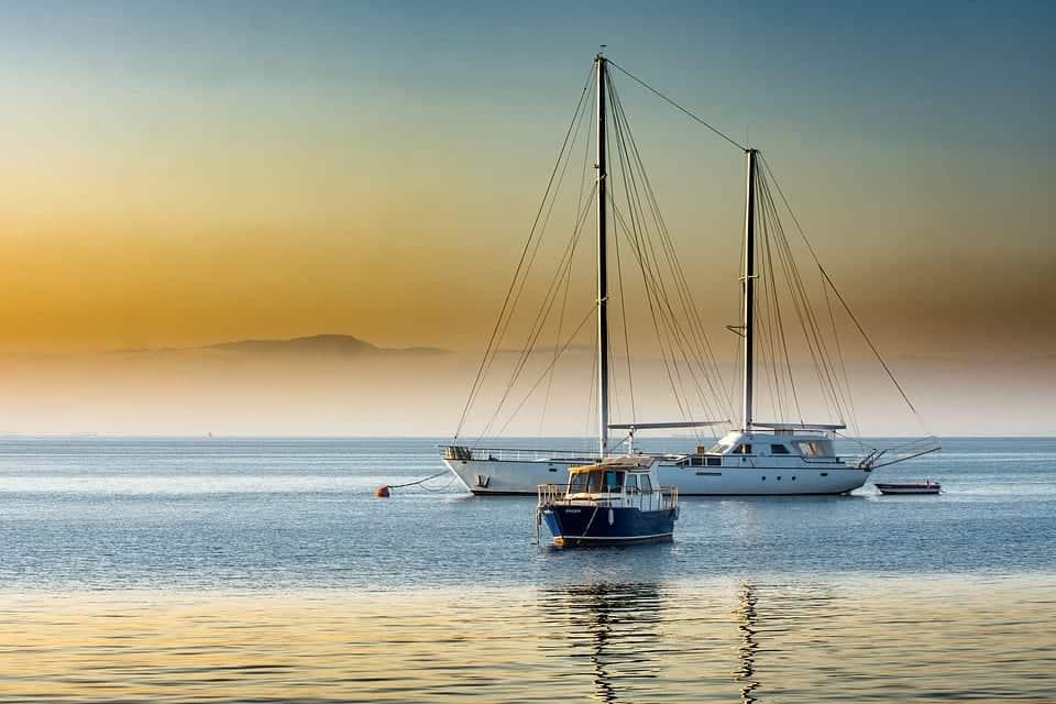 cruise in Turkey