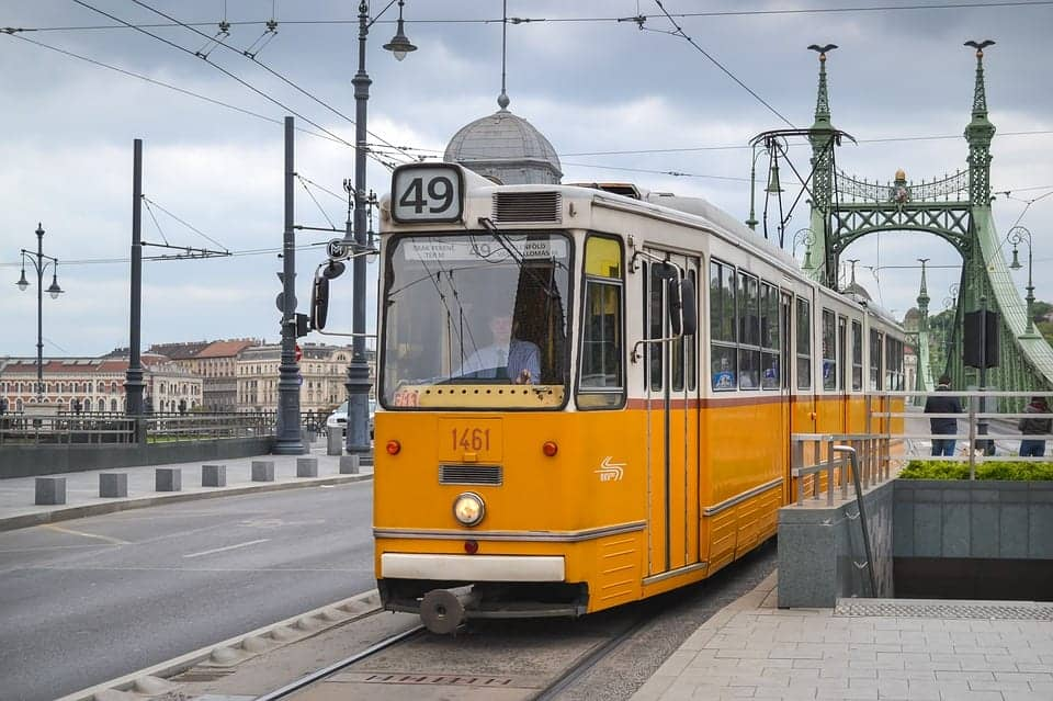 public transport in europe