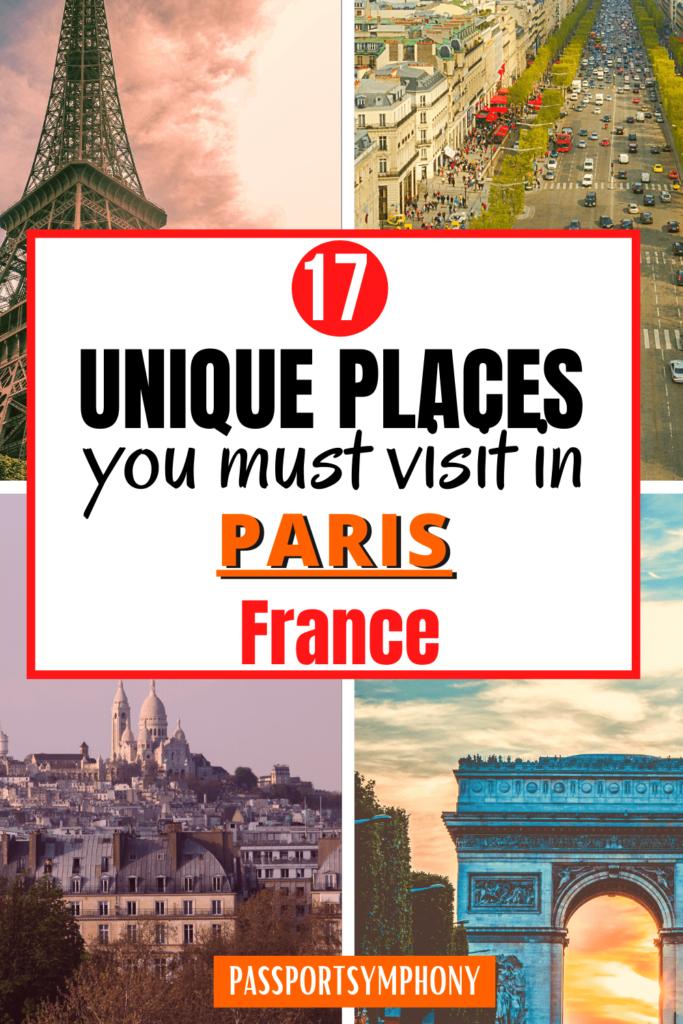 hidden gems in paris unique places to visit