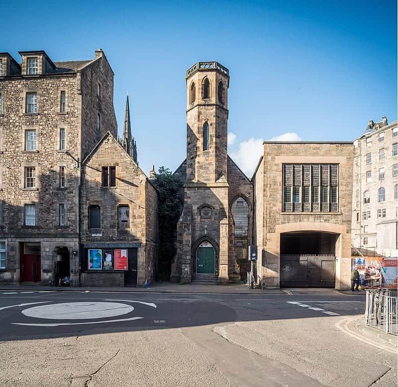 Cowgate Edinburgh