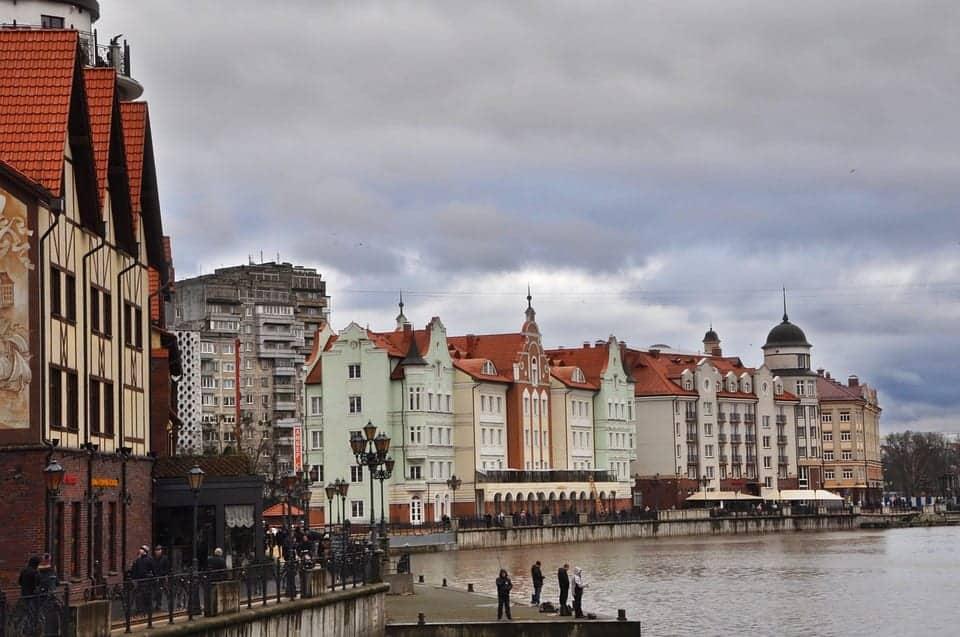 Kaliningrad vacation spots in russia