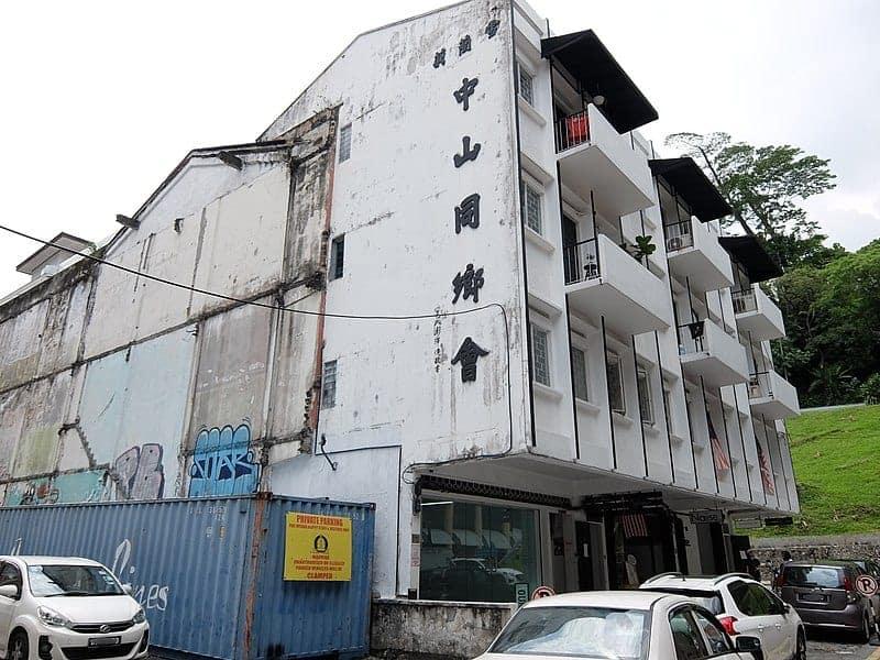Zhongshan Building hidden gems in Kuala Lumpur