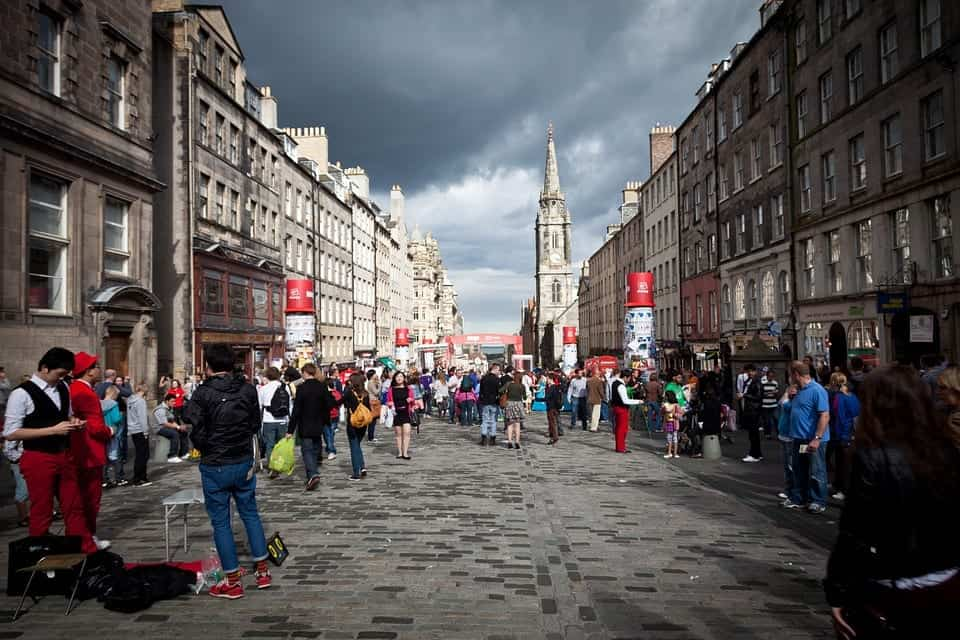 Edinburgh For Young People- 7 Places To Blend In With Local Youth In Edinburgh