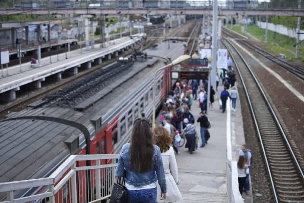 moscow to vladivostok train