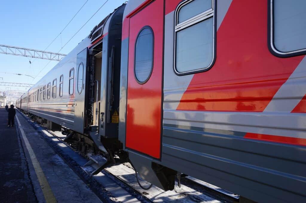 russia train journey
