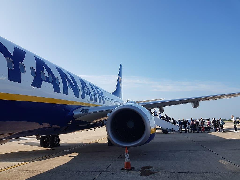 ryanair airline