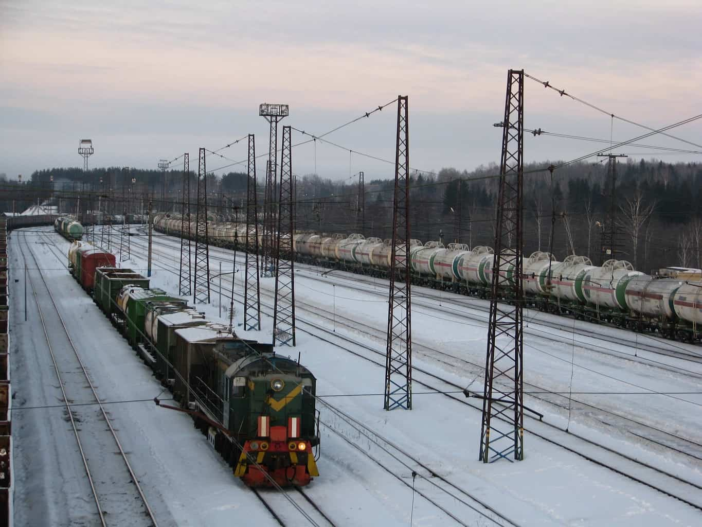 From Moscow to Vladivostok: The longest train ride in the world