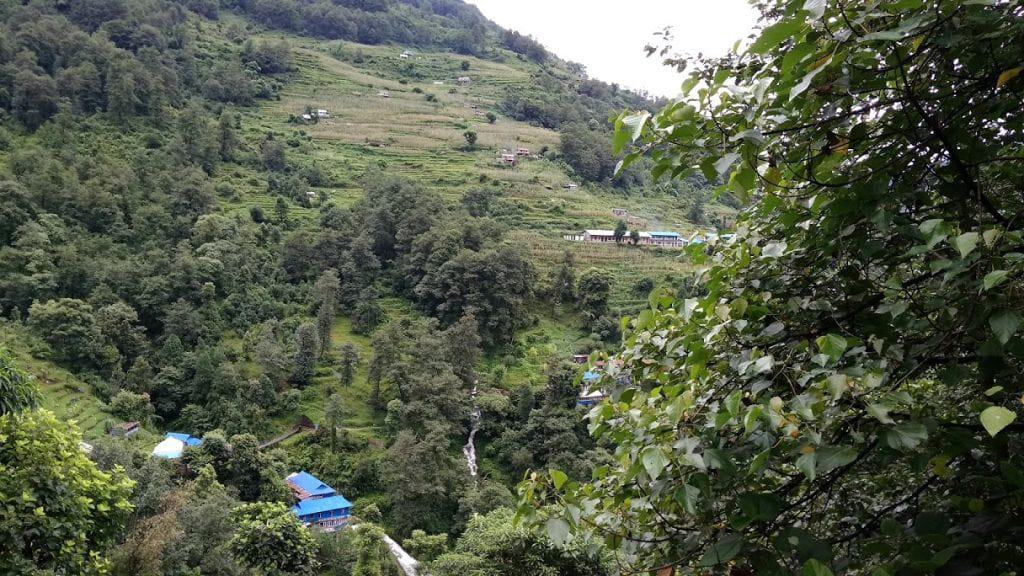 nepal villages