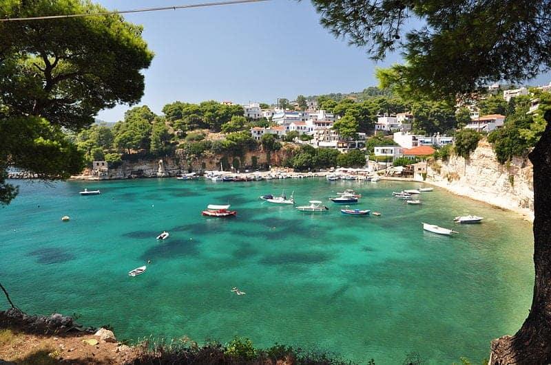 Alonissos hidden gems in greece