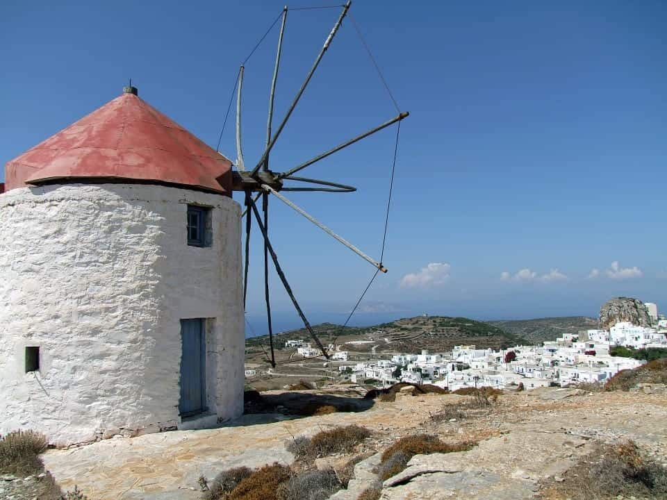 Amorgos hidden gems in greece