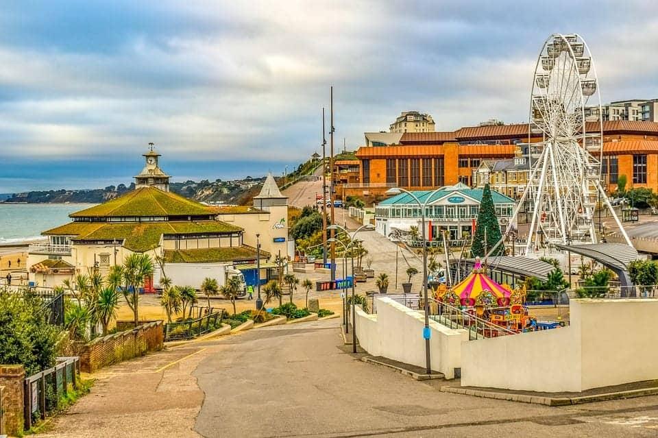 Bournemoth casino cities