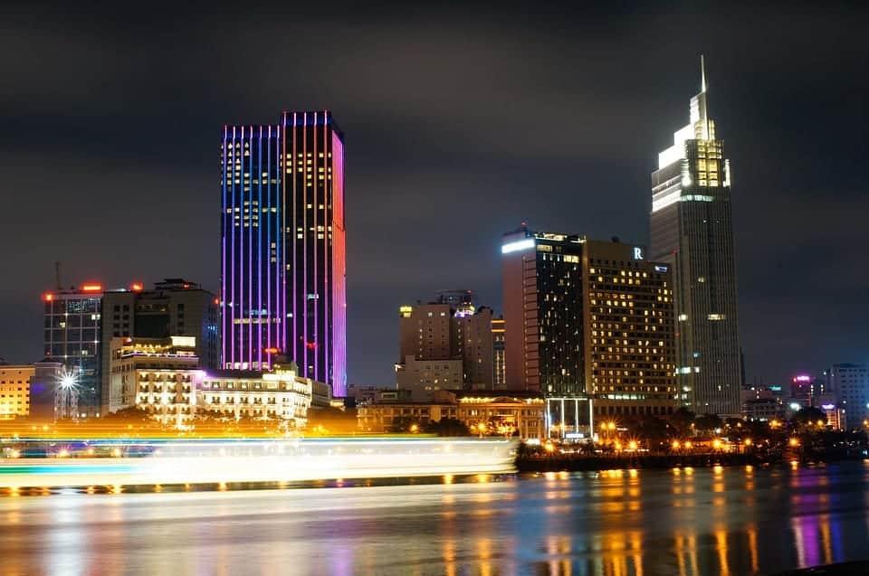 Ho Chi Minh casino cities