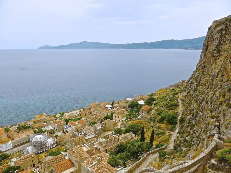 monemvasia hidden gems in greece
