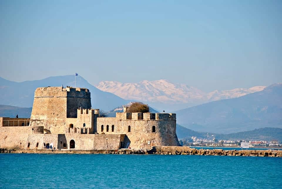 Nafplion hidden gems in greece
