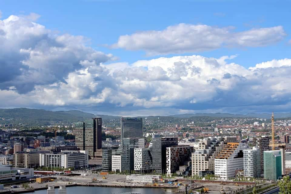 Oslo Norway view