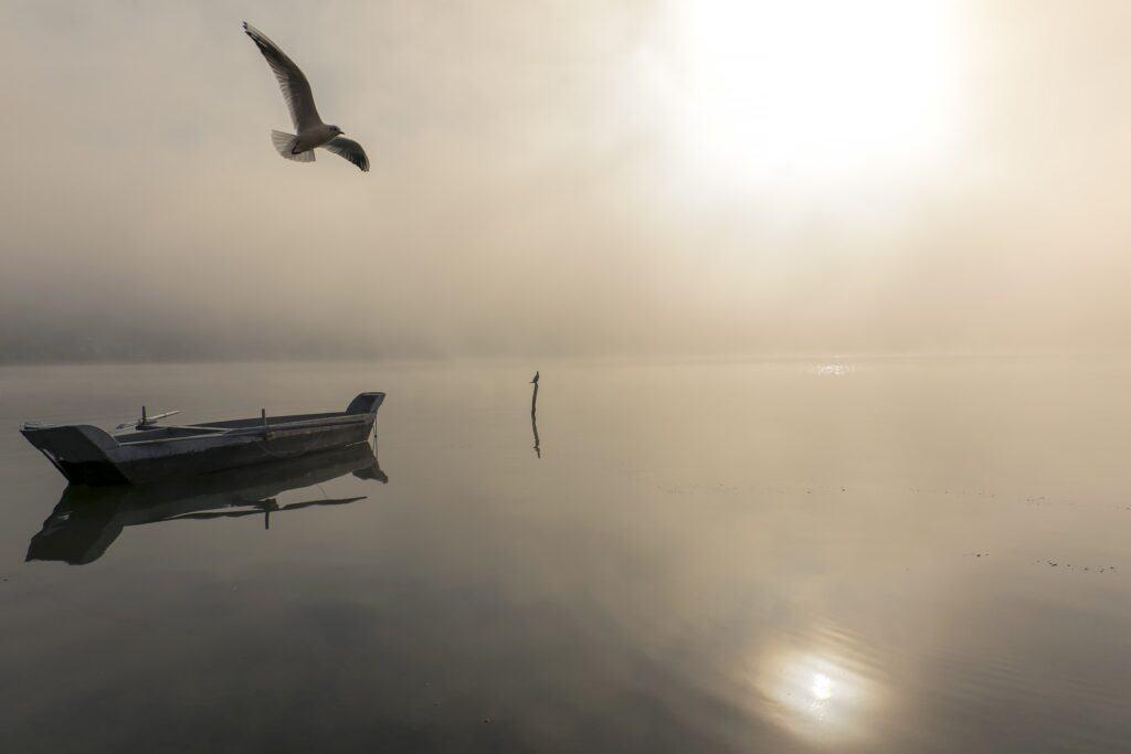 Vouliagmeni lake greece